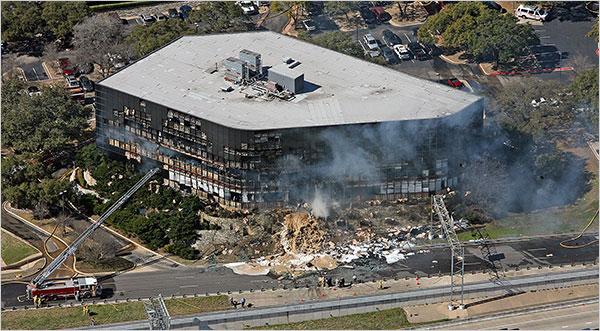 Texas IRS Plane 2010