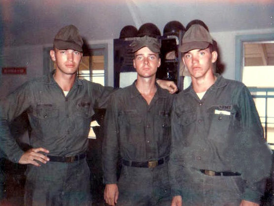 SP 5 Carl Hollander - Please describe who or what influenced your decision to join the Army.
