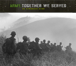 MSG E. Ray Austin - In what ways has TogetherWeServed.com helped you remember your military service and the friends you served with.