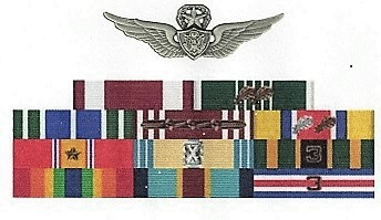 SFC Darrell Bucy - Of all the medals, awards, formal presentations and qualification badges you received, or other memorabilia, which one is the most meaningful to you and why?