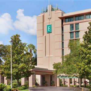 Embassy Suites By Hilton Tampa Usf Near Busch Gardens Tampa United States Map Channels Hotels