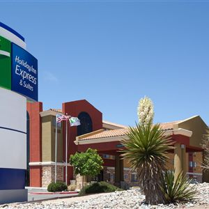 Holiday Inn Express Hotel & Suites Albuquerque-N. Balloon Fsta Pk