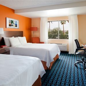 Fairfield Inn Suites Phoenix Airport