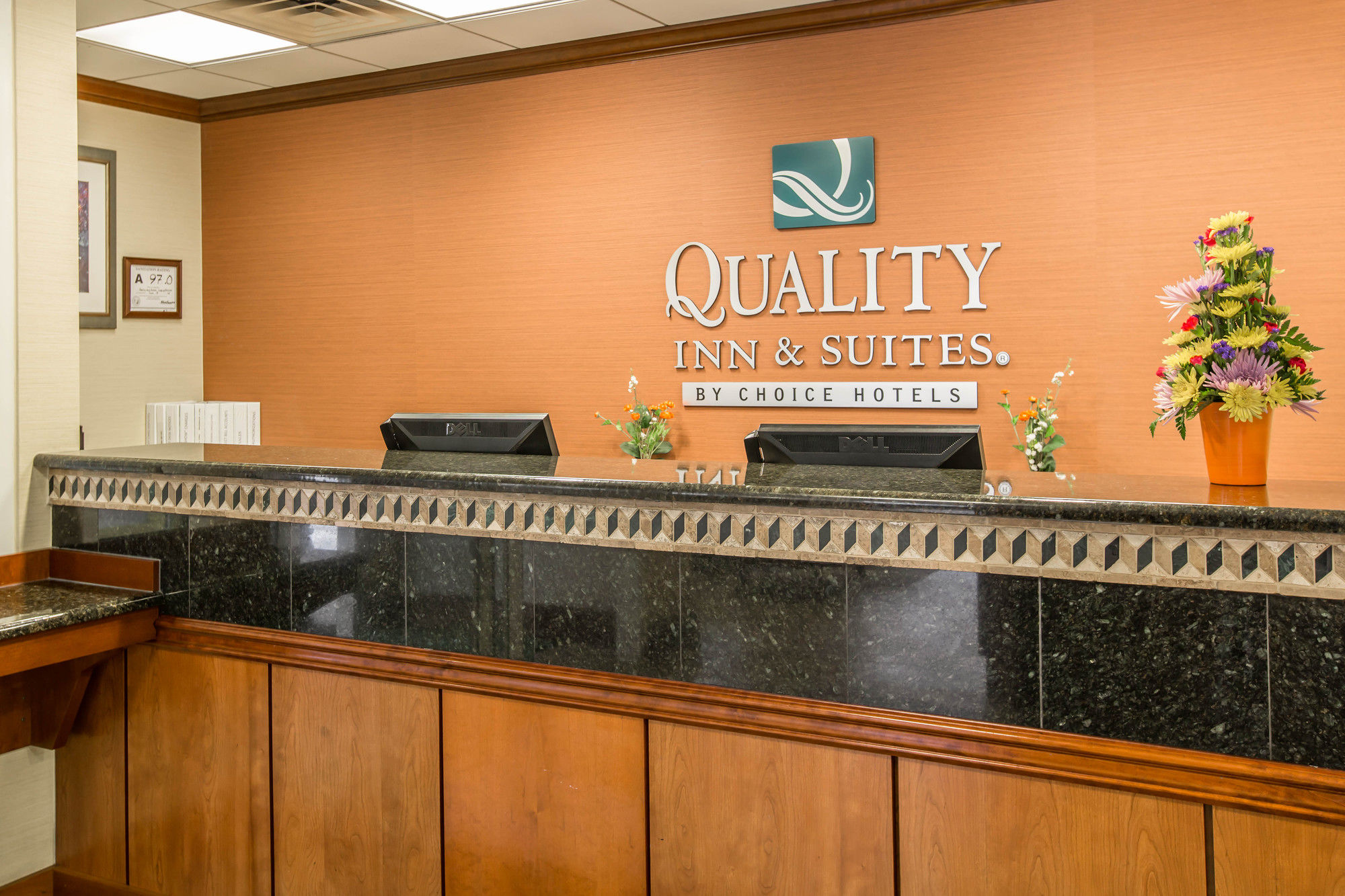 Quality Inn & Suites Biltmore East in Asheville, NC