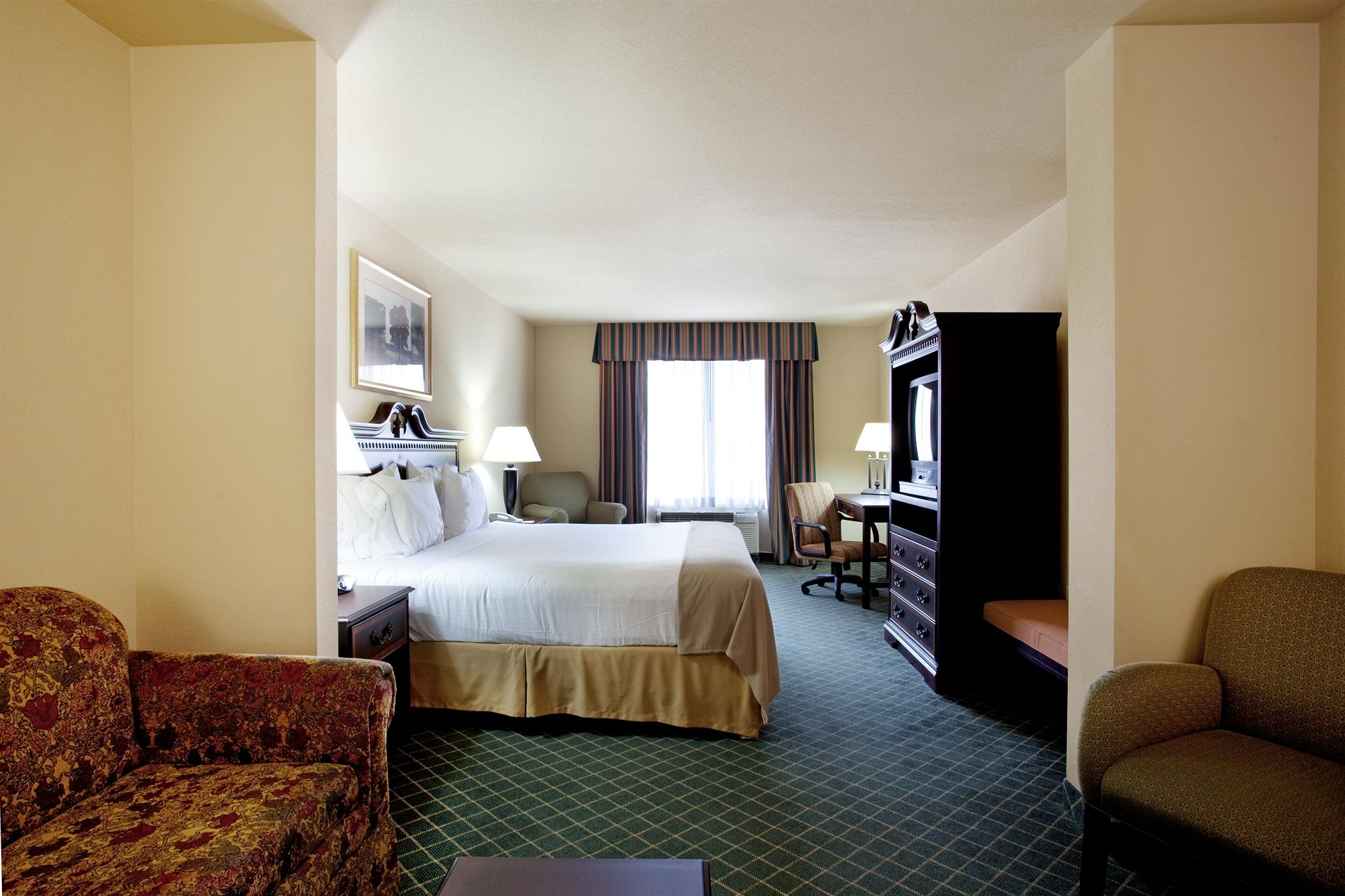 Holiday Inn Express Suites W Monroe