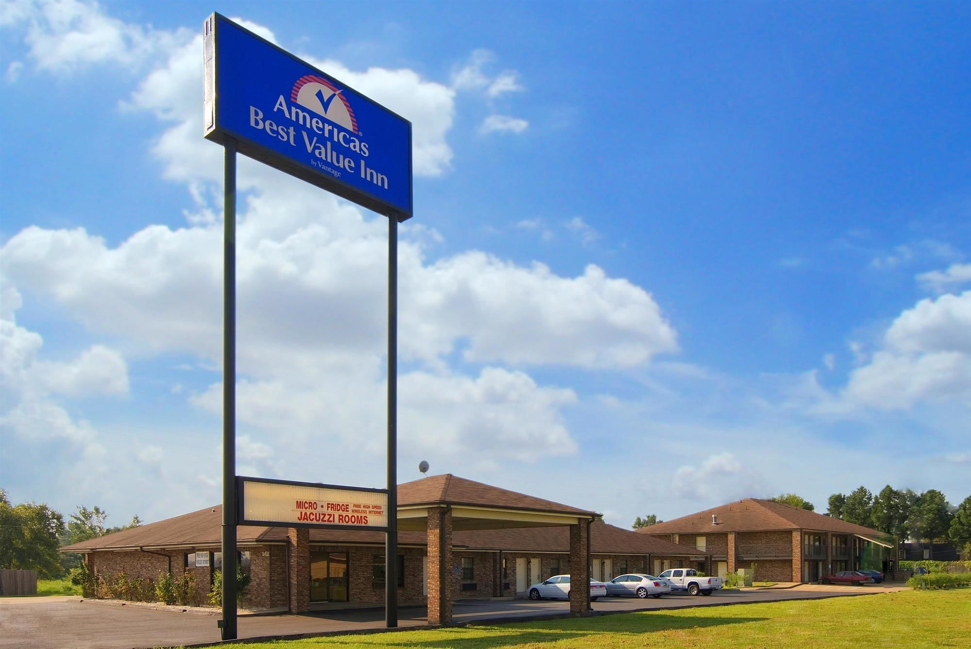 Americas Best Value Inn West Memphis