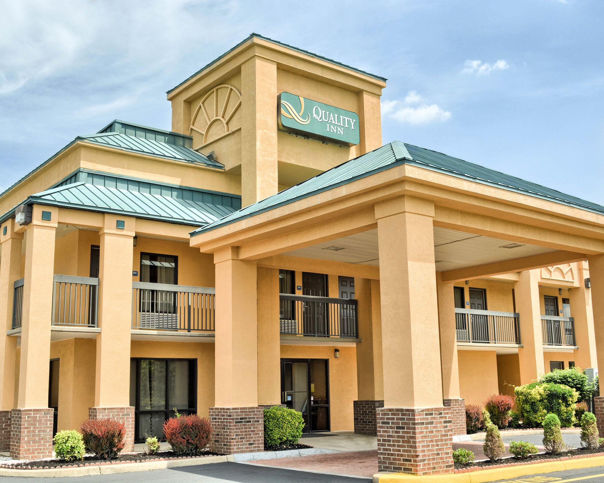 Quality Inn Thornburg in Thornburg, VA