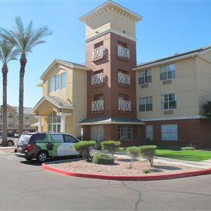 Extended Stay America - Phoenix - Midtown><span class=