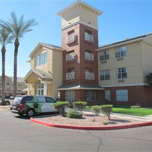 extended stay america phoenix midtown arizona tourism. Black Bedroom Furniture Sets. Home Design Ideas