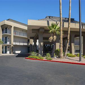 Best Western Phoenix I 17 Metrocenter Inn