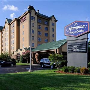 Hampton Inn - Suites Nashville-Vanderbilt-Elliston Place