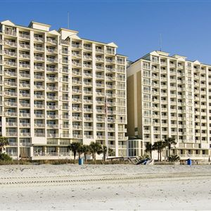 Hampton Inn - Suites Myrtle Beach Oceanfront