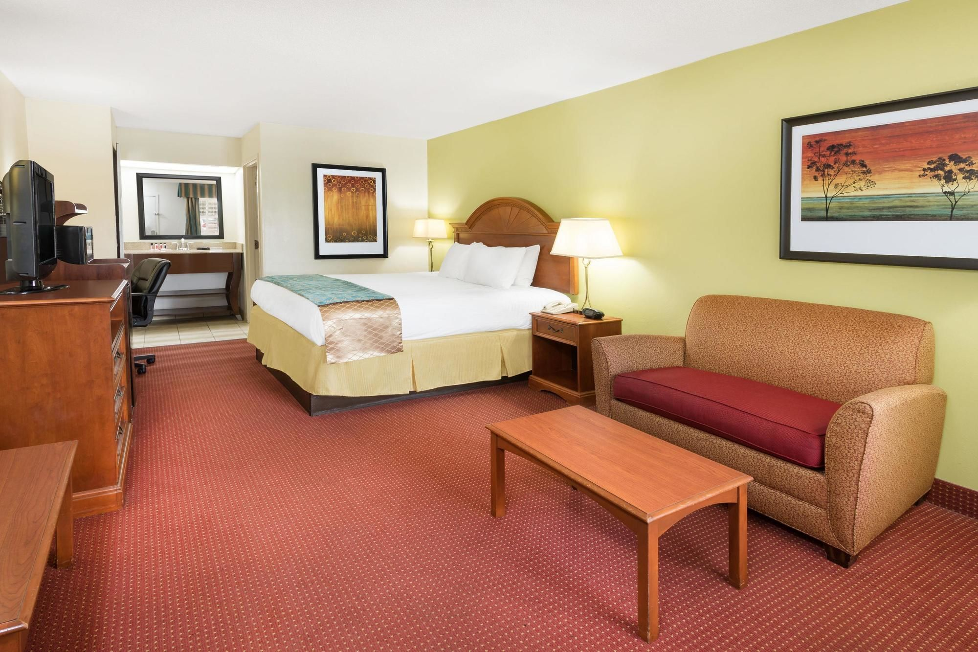 Baymont Inn & Suites Orangeburg North in Orangeburg, SC