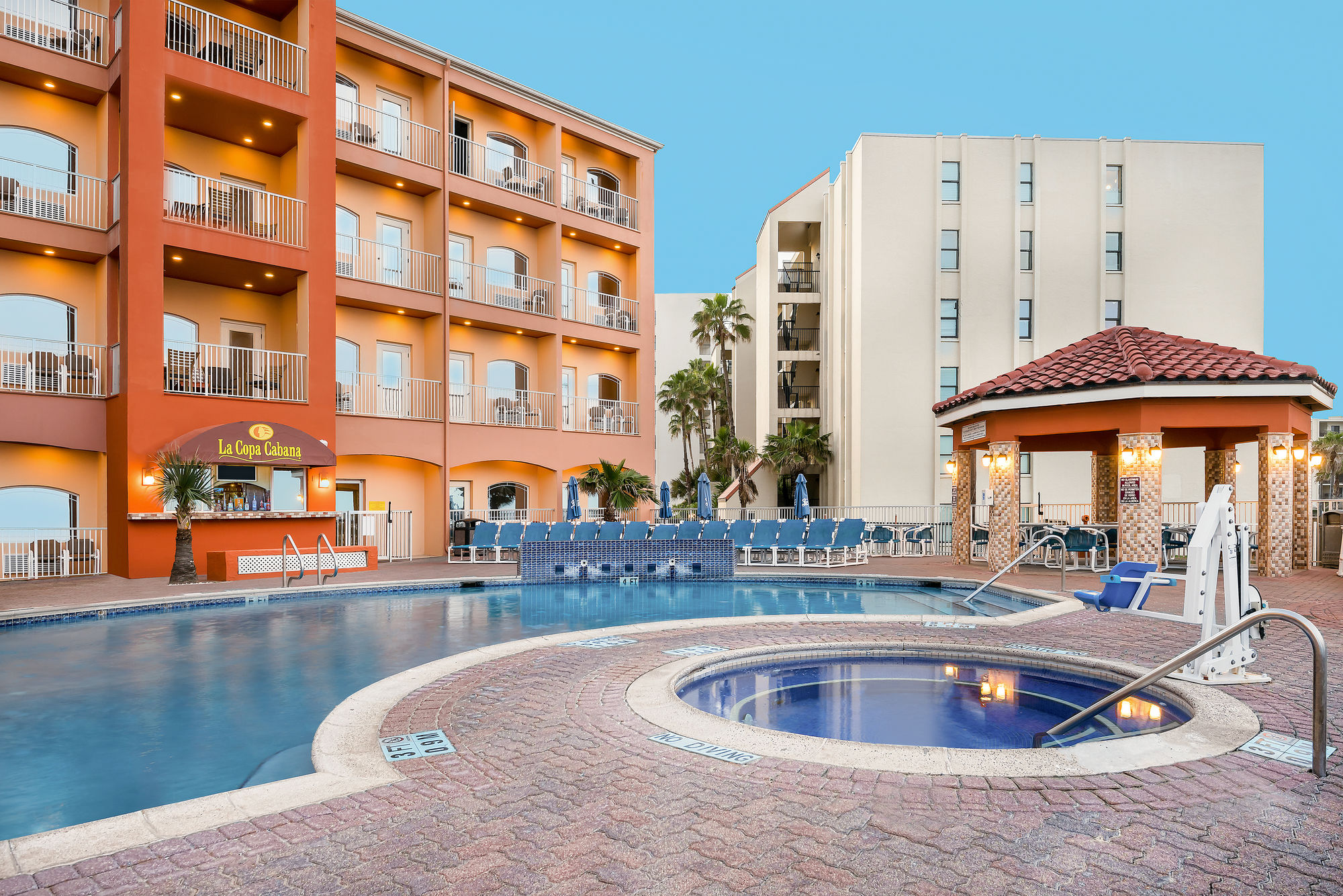 Discount Coupon For La Copa Inn Beach Hotel In South Padre
