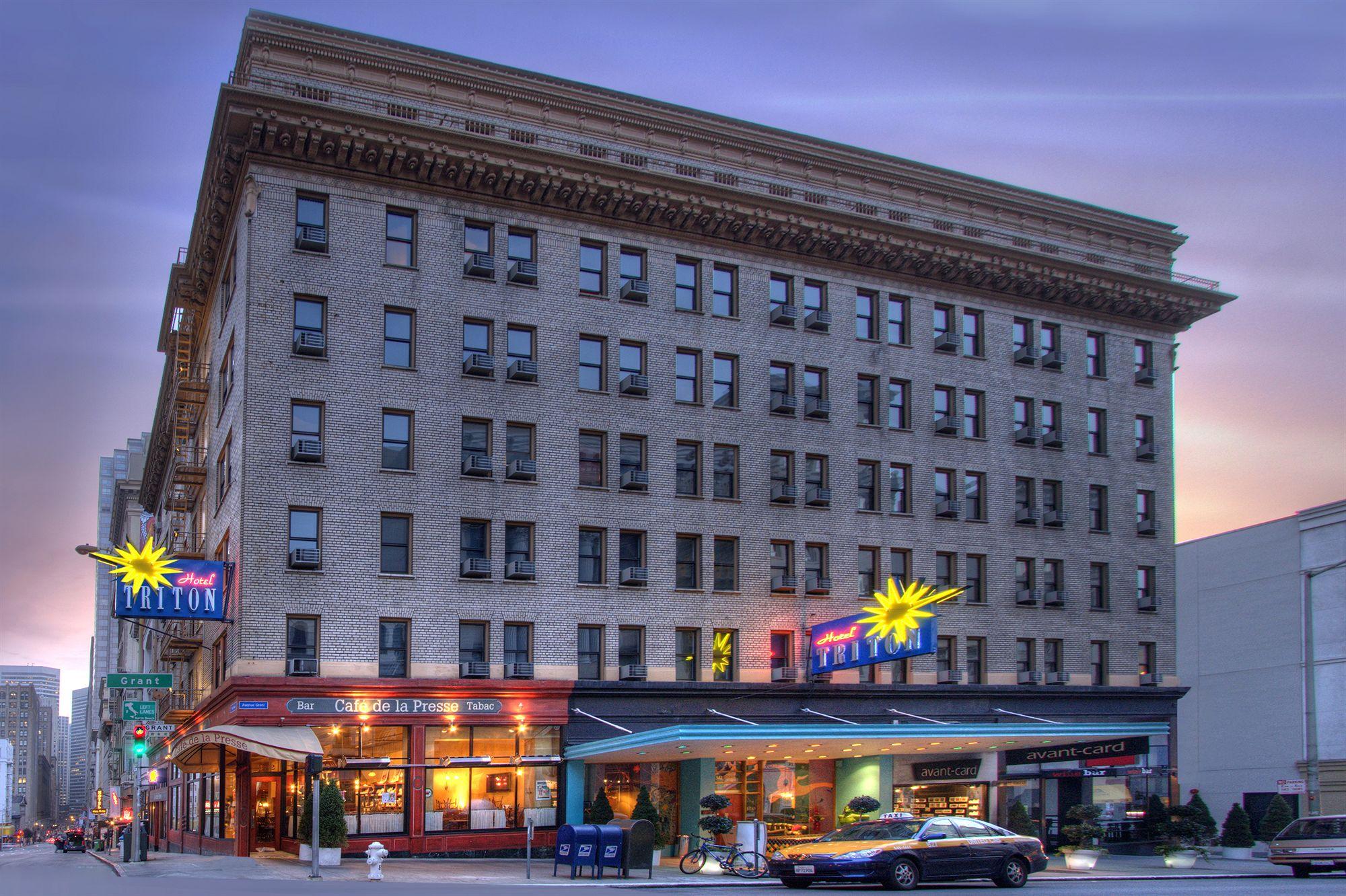 Hotel Triton in San Francisco, CA