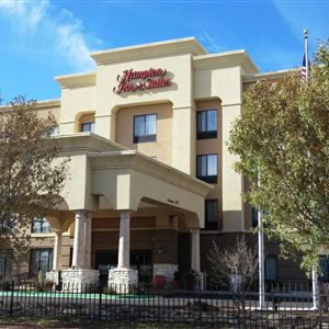 Hampton Inn - Suites Albuquerque-Coors Road