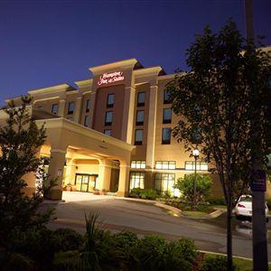 Hampton Inn - Suites Jacksonville-Airport