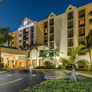 Hyatt Place Ft Laud 17th St Co