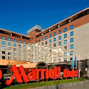 Milan Marriott Hotel, Milano