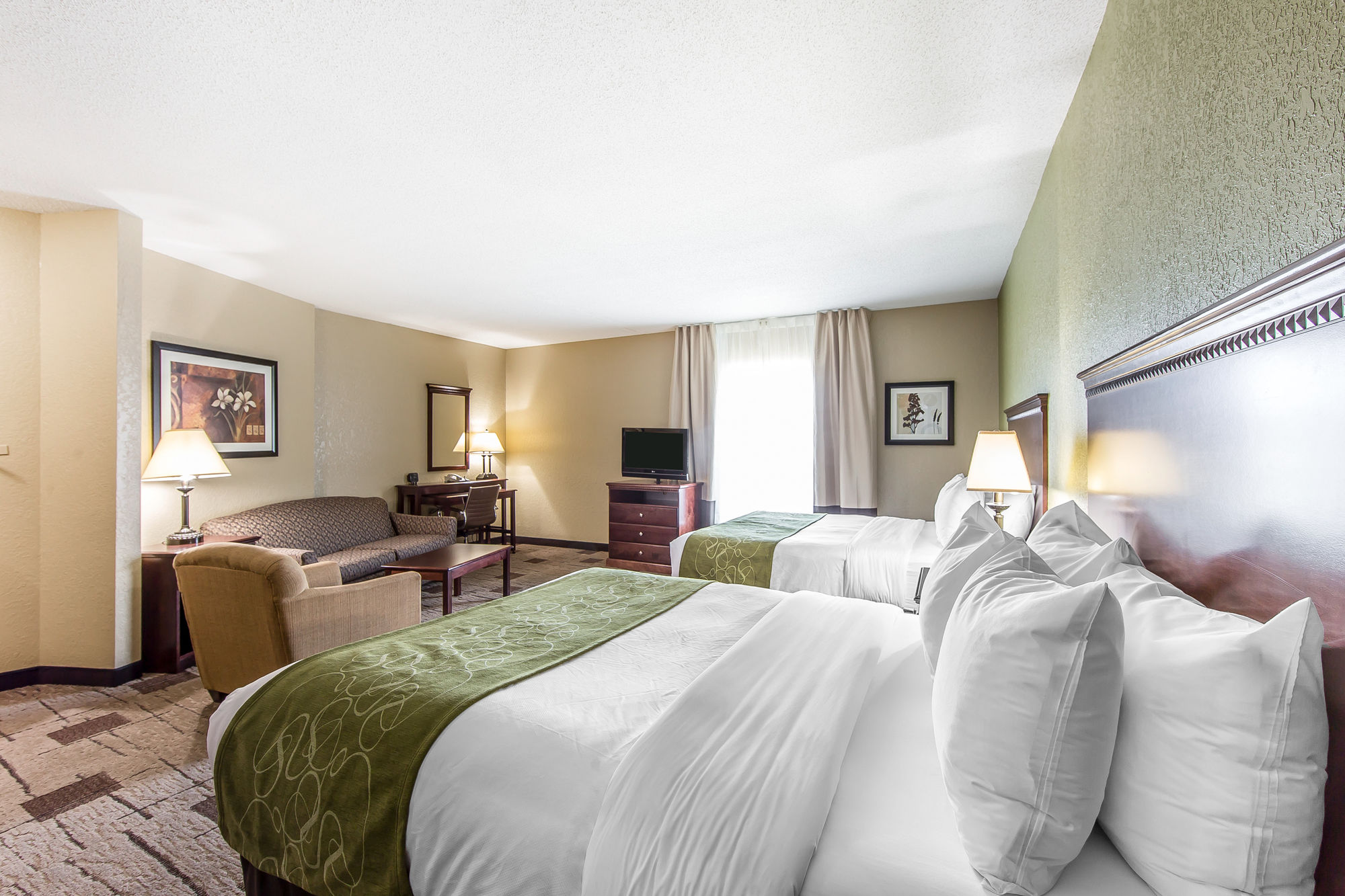 Comfort Suites Kodak Sevierville