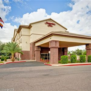 Hampton Inn Phoenix Midtown Dwtn Area Az