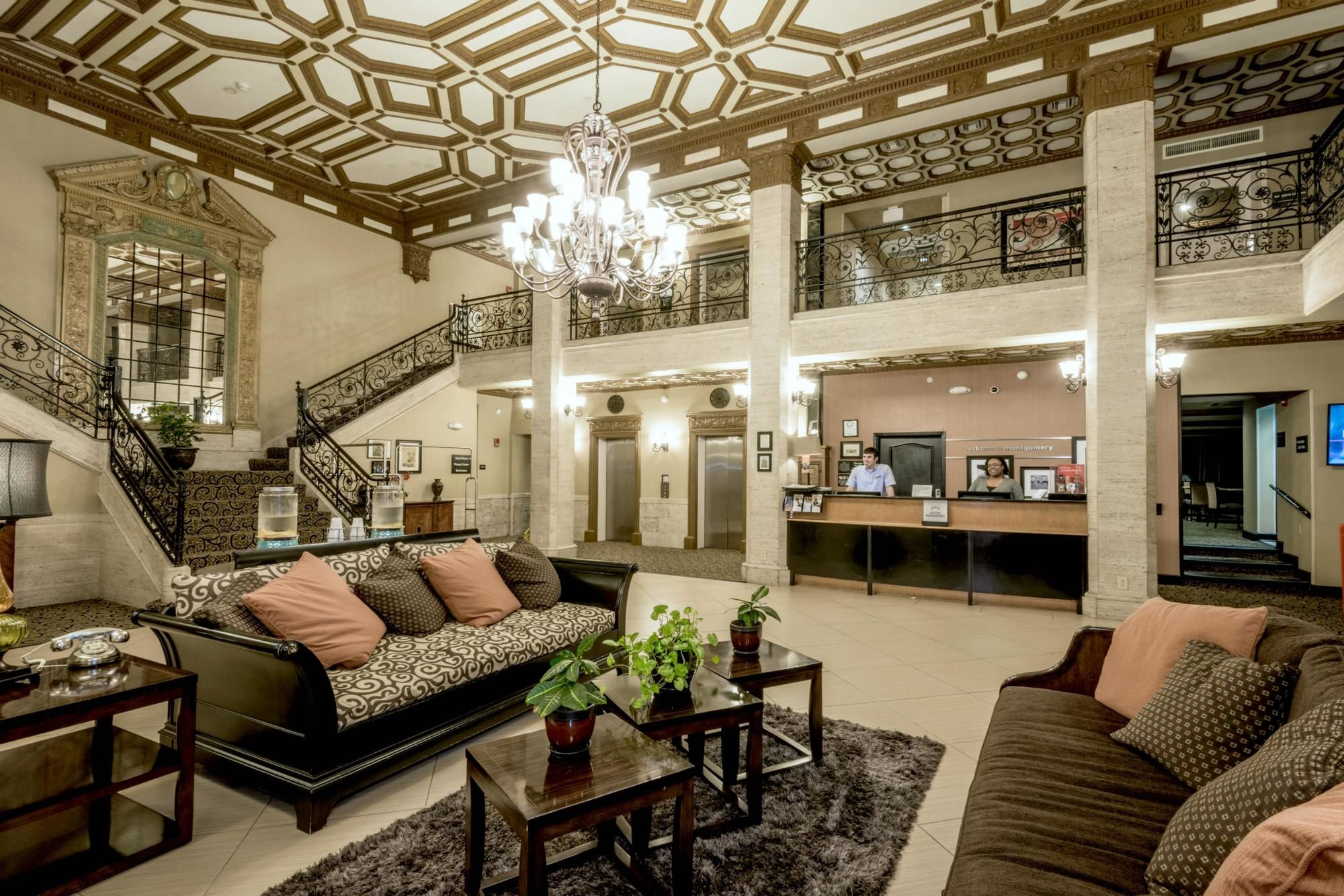Montgomery Hotel Coupons for Montgomery Alabama