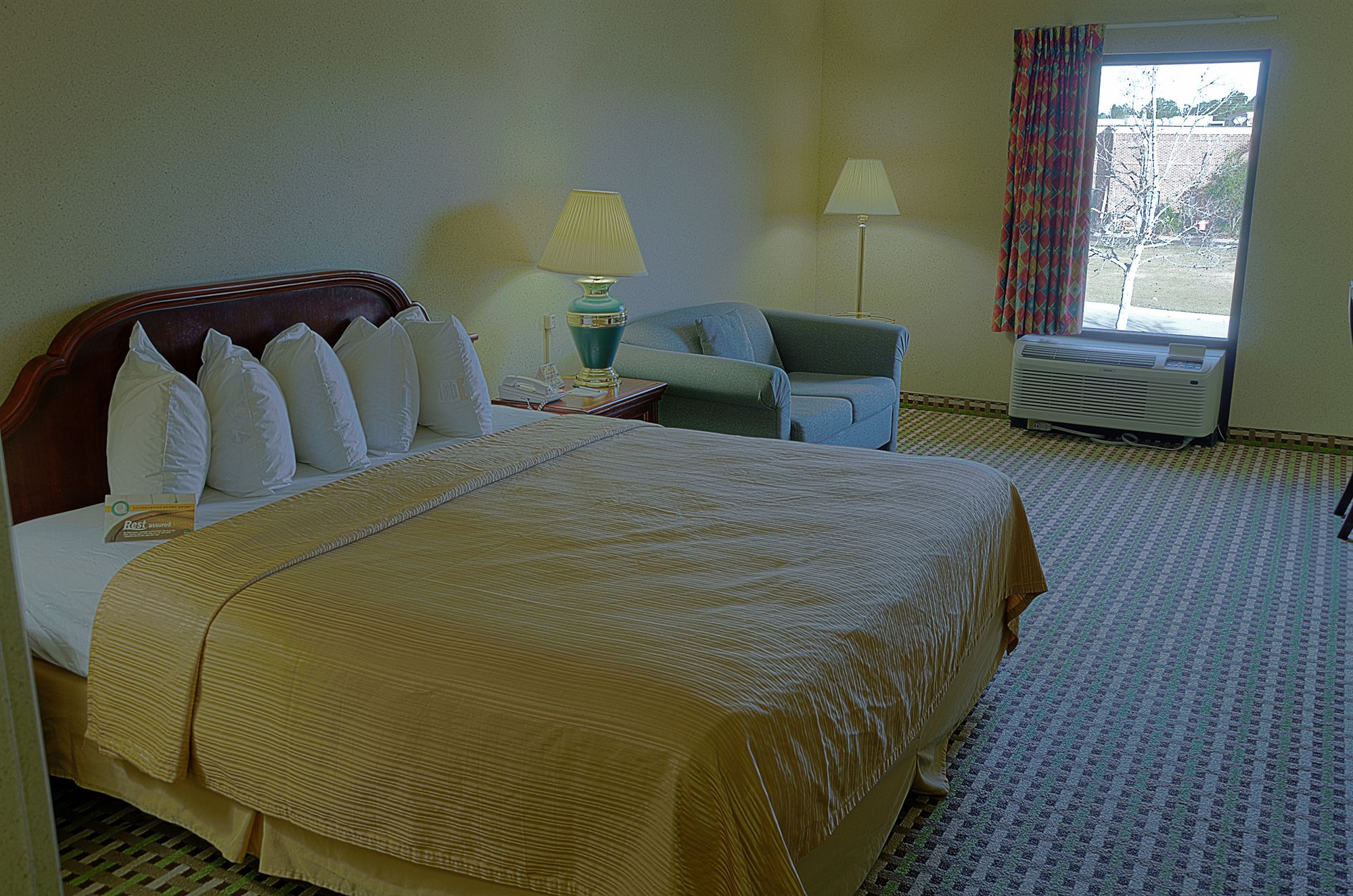 Quality Inn Brunswick in Brunswick, GA