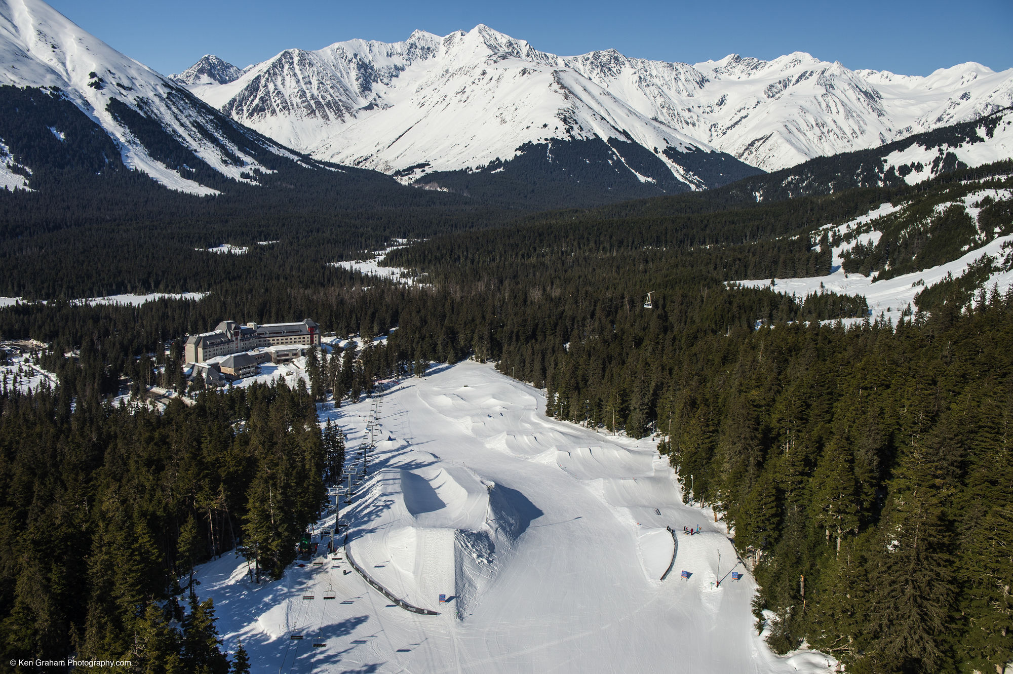 Discount coupon for the hotel alyeska in girdwood alaska for Free land in alaska