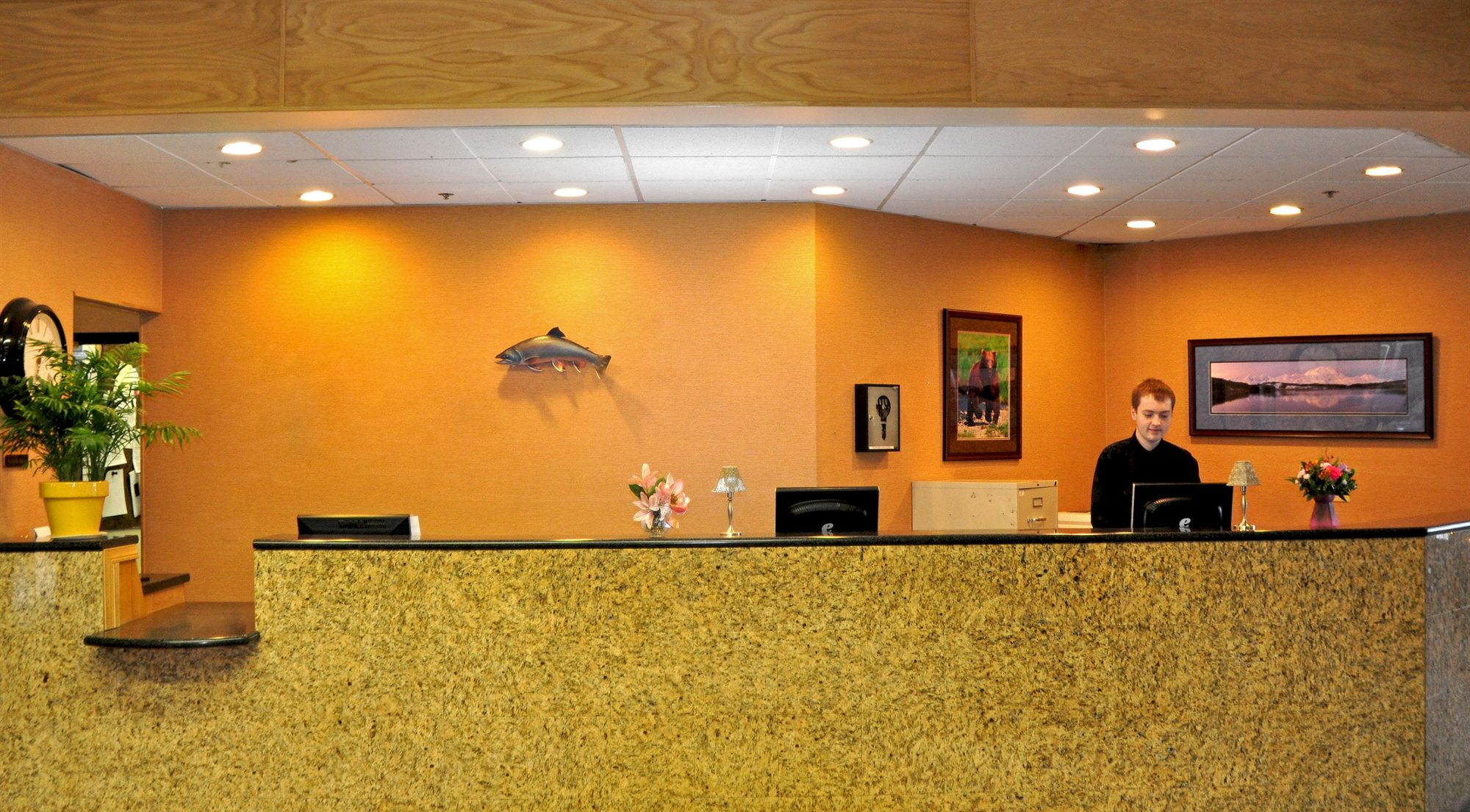 Alex Hotel And Suites Anchorage