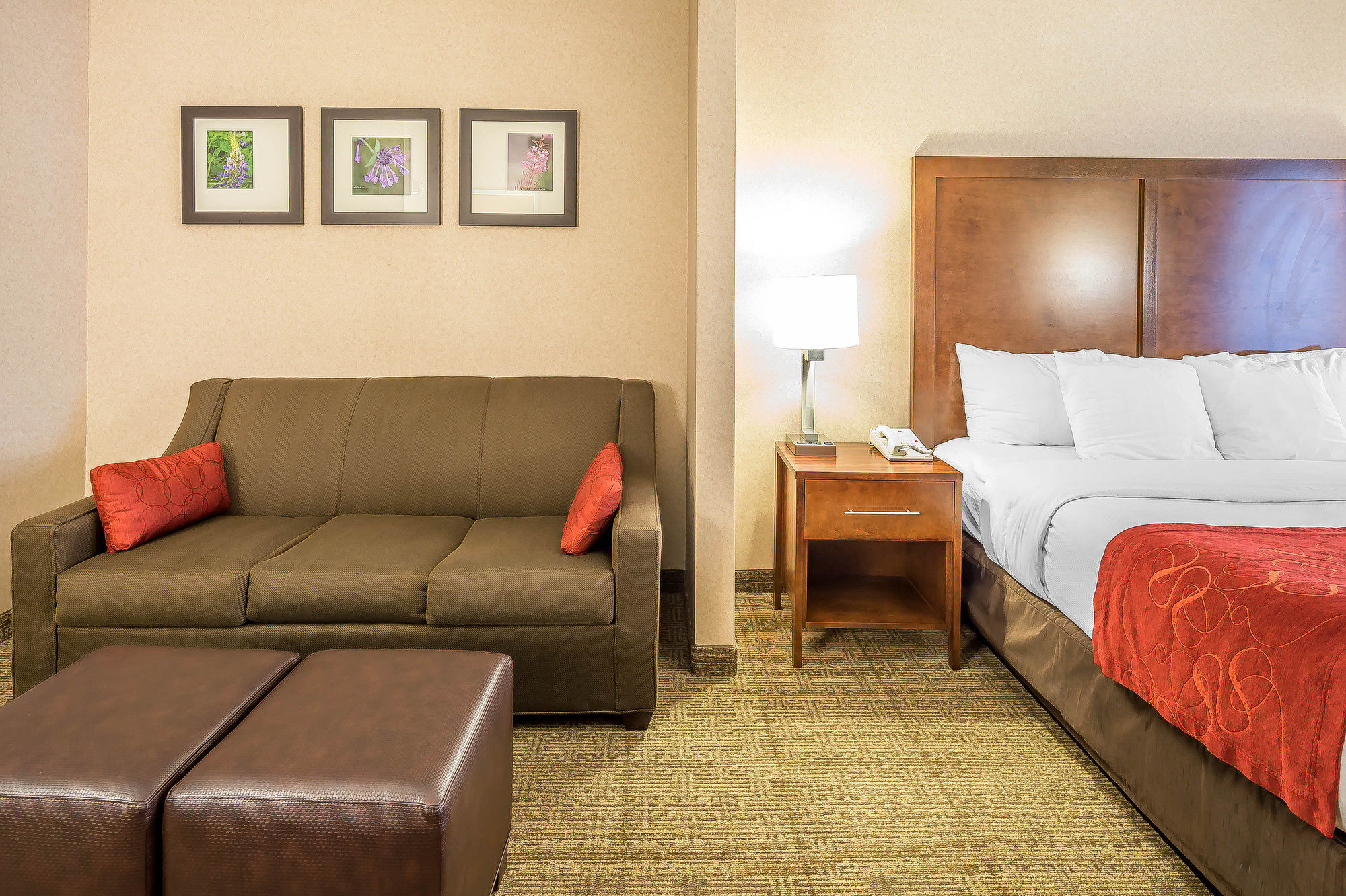 Comfort Suites Airport in Anchorage, AK