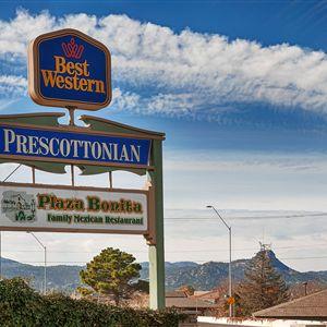 Best Western Prescottonian
