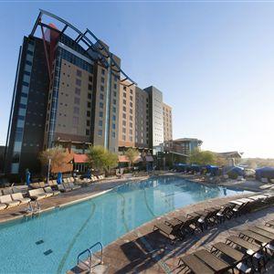 Wild Horse Pass Hotel and Casino><span class=