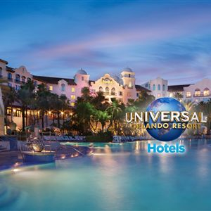 Hard Rock Hotel At Universal
