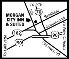 morgan city hotel coupons for morgan city louisiana