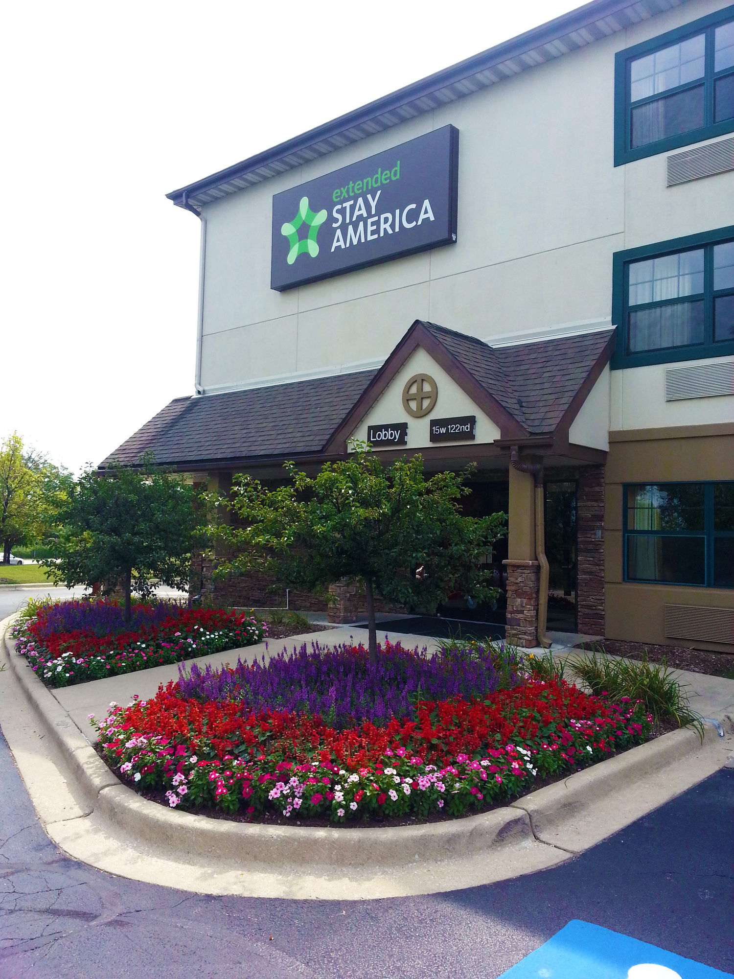 Extended Stay America Hotel Chicago Burr Ridge Burr Ridge Il