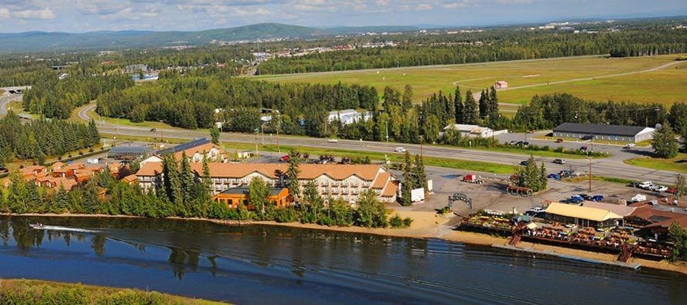Discount coupon for pikes waterfront lodge in fairbanks for Free land in alaska