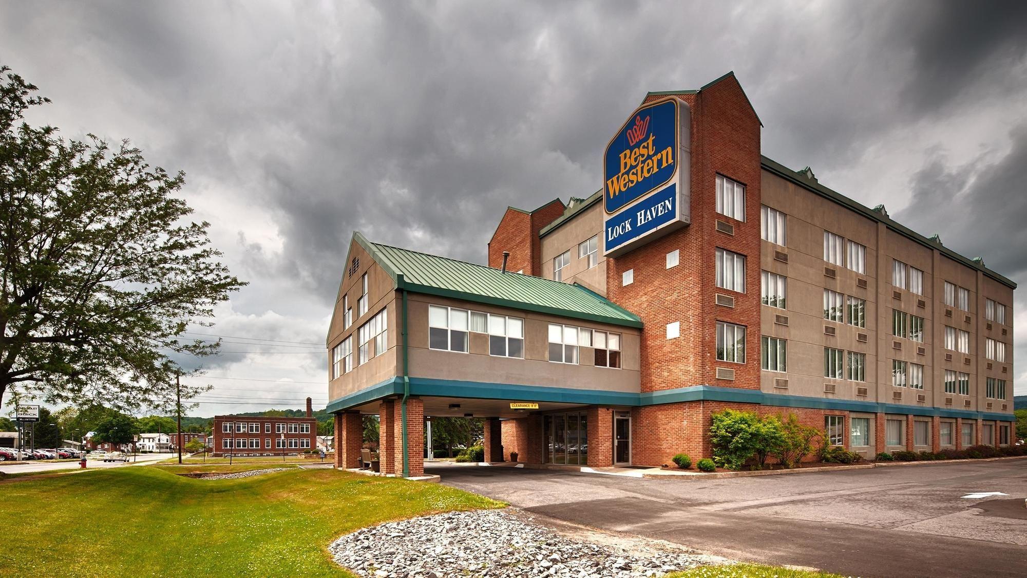 Best Western Hotel Lock Haven Pa