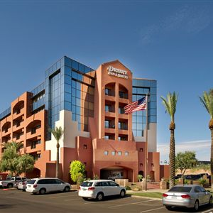 Drury Inn and Suites PHX Airport><span class=