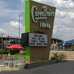 Greenbrier Inn Motel