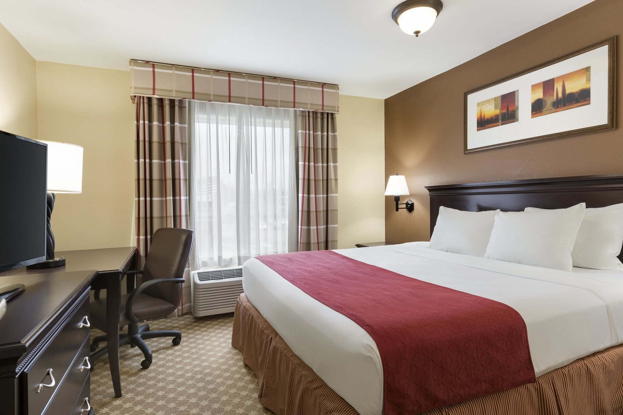 Country Inn & Suites in Asheville, NC