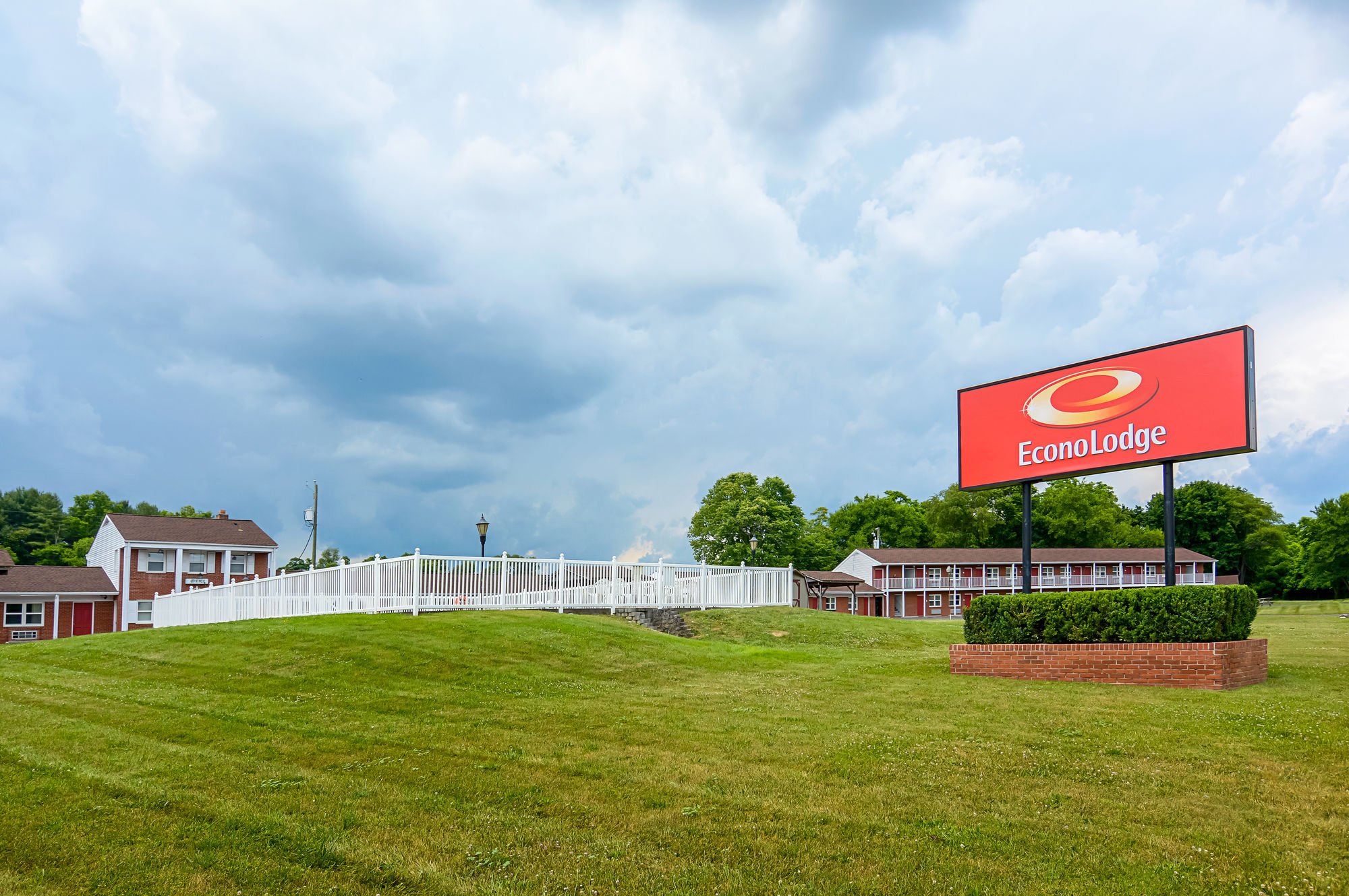 Econolodge Woodstock in Woodstock, VA