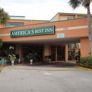Americas Best Inns-Main Gate East