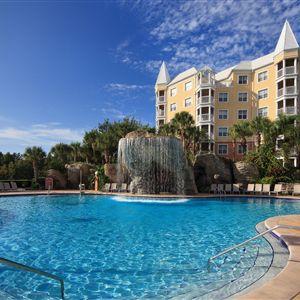 Hilton Grand Suites At Seaworld