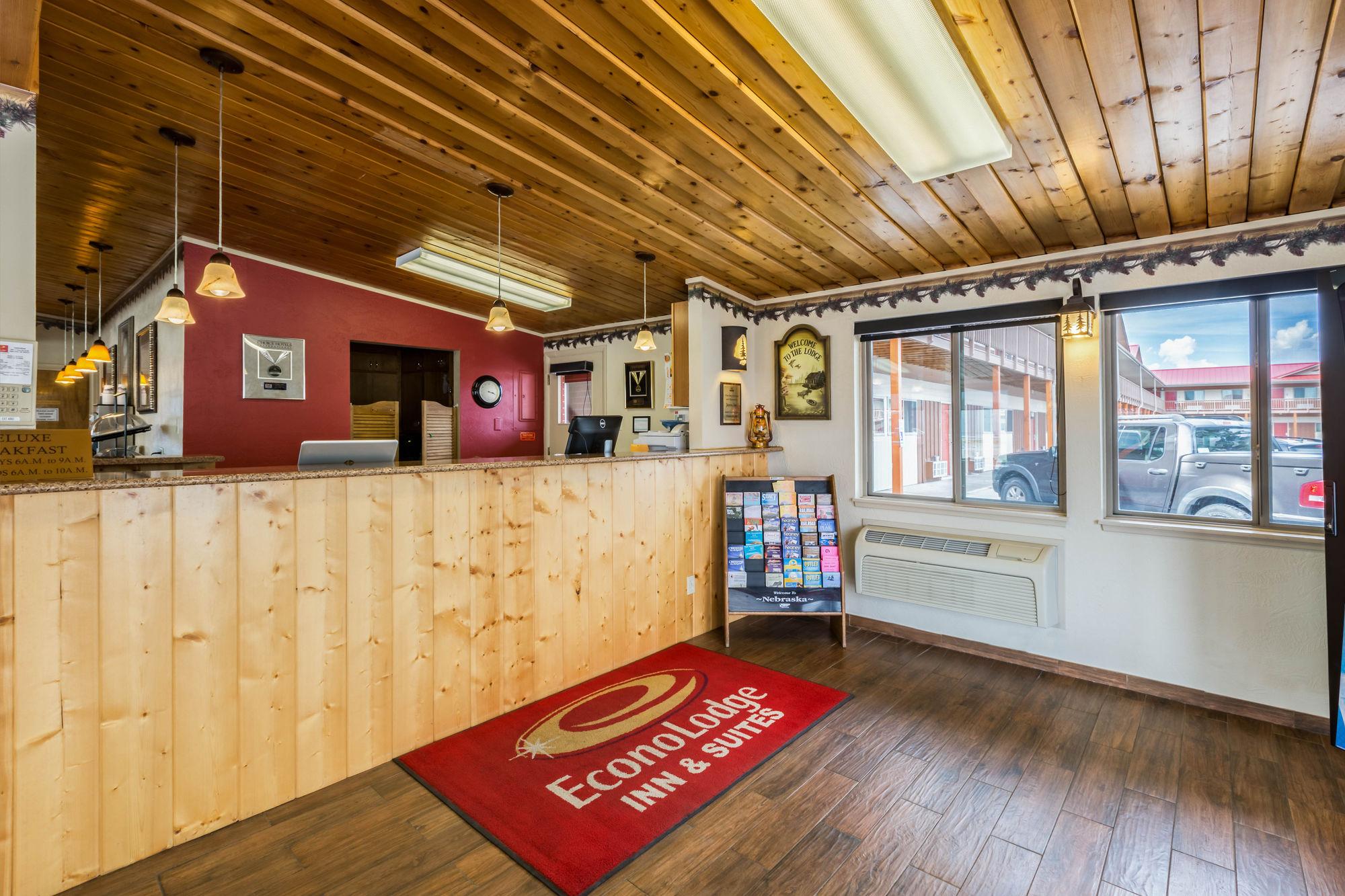 Econo Lodge Inn U0026 Suites