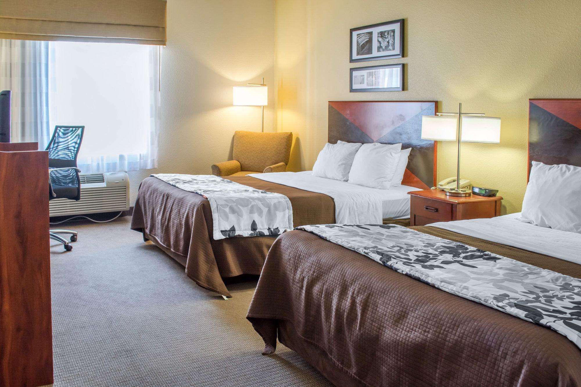 Sleep Inn & Suites in Dublin, VA