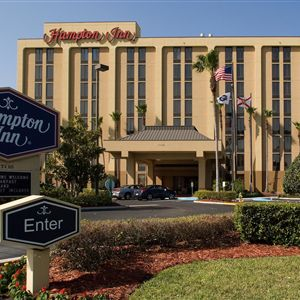 Hampton Inn Orlando-South Of Universal Studios