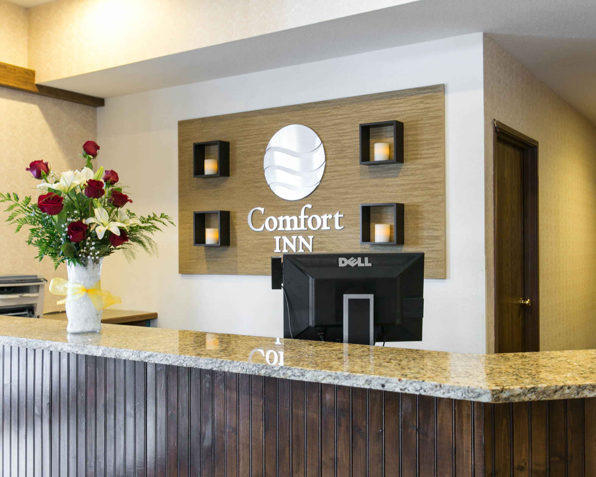 Comfort Inn Marshall Station