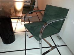 Cadeira Brno verde