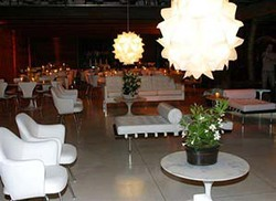 Ambiente - II Cadeiras Saarinen e couch