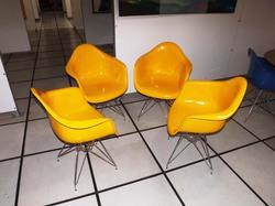 Cadeira Conchinha c/ braço